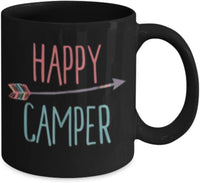 Happy Camper Coffee Mug M16