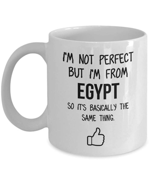 Egypt Mug Country Hometown Gift For Friends Dad Home Country Mug Wife Gift Husband Coffee Mug -15oz