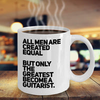 Guitarists Musical Guitar Instrument Favorite Hobby Printed Coffee Mug Gift Ideas Tea Cup Cafe Teaware Drinkware 30/17 joed