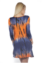 Get Your Game On! Clemson Orange and Purple Gameday Dress