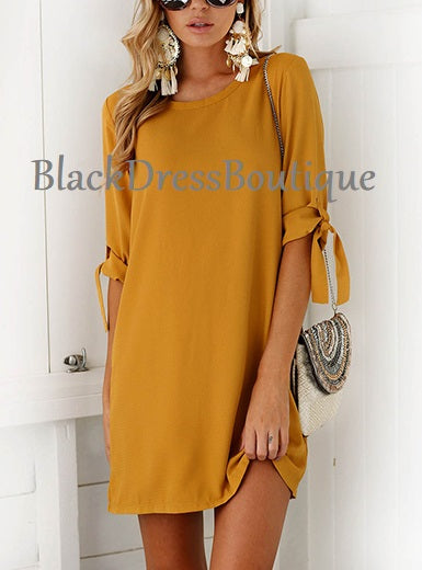 So Chic T-Shirt Dress!  (Two Left Med & X-Large)