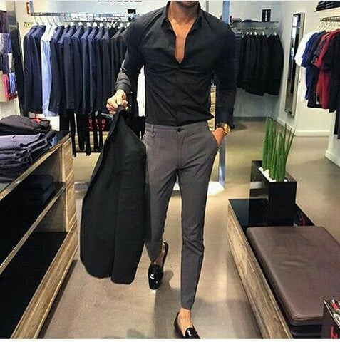 Smart casual outfit idea