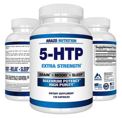 5-HTP 200 mg Supplement