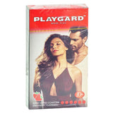 Playgard More Play Super Dotted Strawberry 10's condom- Pack of 3