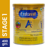 Enfamil A+ Stage 1 Formula Nutritional Powder 0-6 Months - 400gm Tin