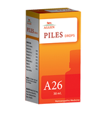 Allen A26 Piles Drop 30ML - Pack of 2