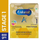 Enfamil A+ Stage 1 Formula Nutritional Powder 0-6 Months 800gm Refill