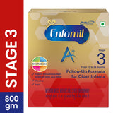 Enfamil A+ Stage 3 Follow-Up Nutritional Powder 12 To 24 Months-800 GM Refill