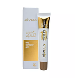 Jovees 24 Carat Gold Eye Contour Gel 20Gm For Wrinkle & dark circles