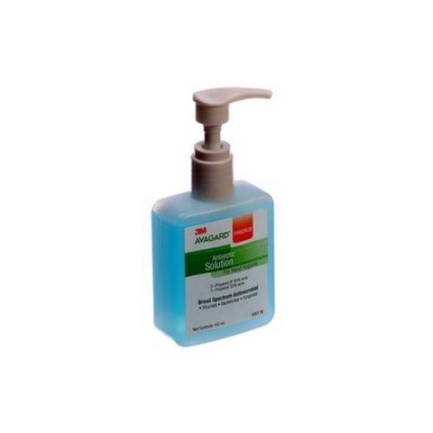 3M AVAGARD HANDRUB WITH PUMP 100 ML- Pack of 2