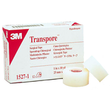 3M Transpore Tape 1 INC - Pack of 2