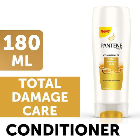 Pantene Total Damage Care Conditioner 175 ML - Pack of 2