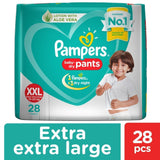 Pampers New Diapers Pants - Extra Extra Large Size 28 Pcs
