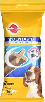 Pedigree Denta Stix Mono Medium 7sticks 180gm - Pack of 2