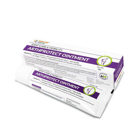 Medlife Essentials Arthprotect Tablet + Arthprotect Ointment