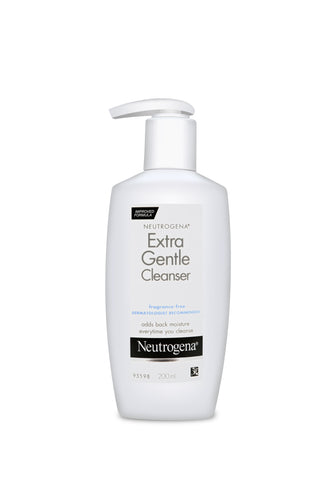 Neutrogena Extra Gentle Cleanser 200 Ml