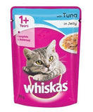 Whiskas Adult Tuna 85gm - Pack of 8