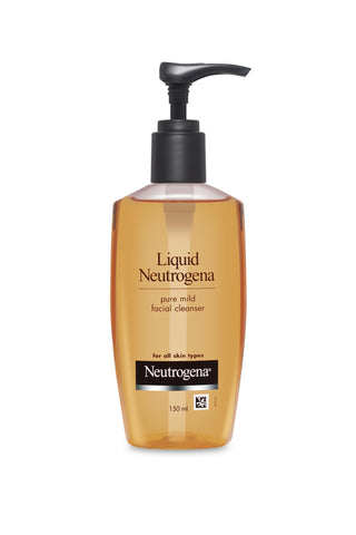 Neutrogena Liquid Neutrogena Mild Facial Cleanser 150ml