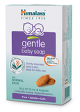 Himalaya Gentle Baby Soap 125gm - Pack of 4