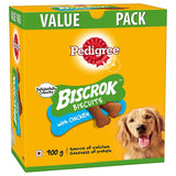 Pedigree Biscrok with Chicken 900gm