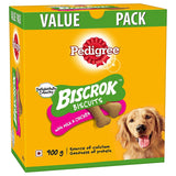 Pedigree Biscrok with Milk & Chicken 900gm