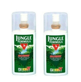 Jungle formula Mosquito Repellent Maximum Spray 75 ML- Pack of 2