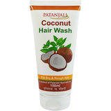 Patanjali Coconut Hairwash 150 Ml- Pack of 3