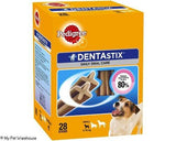 Pedigree Denta Stix Mono Small Weekly Dogfood- Pack of 3