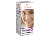 Allen Menstrol Leucorrhoea Tonic 100 ML For Vaginal Discharge - Pack of 3