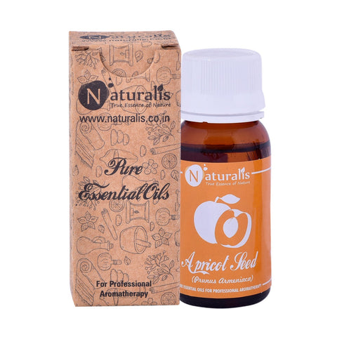 Naturalis Apricot Seed Essential Oil (30 ML) For Prematurely Aged, Cures Skin Diseases