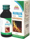 Wheezal Alfa With Ginseng Syrup - Immunity Booster