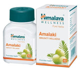 Himalaya Wellness Pure Herbs Amalaki 60 Tablet- Pack of 2