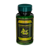 Upakarma Ayurveda Ashwagandha 60's Capsule - Reduce Stress, Controls Cholesterol & Increase Fertility In Male