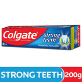 Colgate Strong Teeth Anti-Cavity Toothpaste 200 GM - Pack of 2