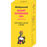 Baidyanath Basantkusumakar Ras For Urinary Problem & High Blood Sugar
