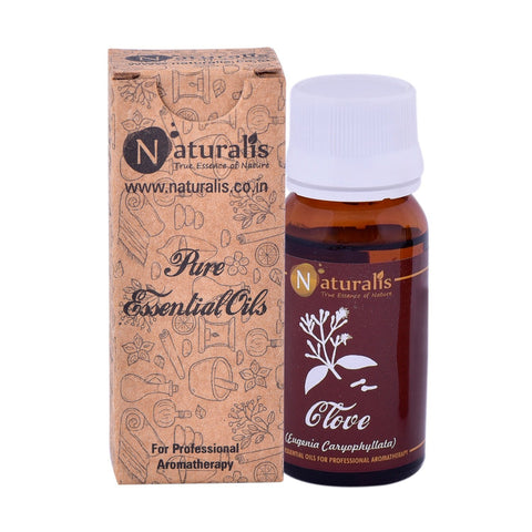 Naturalis Clove Essential Oil - 30ml