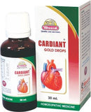 Wheezal Cardiant Heart Tonic