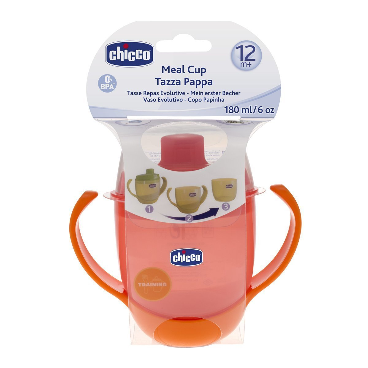 Chicco Buy 2 Get 20 Baby Moments Bath Foam Soft Cup Meal 12m Red 2v1534774016