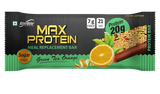 Ritebite Max Protein Green Tea Orange 70 GM - Pack of 2
