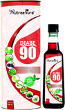 Nutree Pure Diabe 90 Kwath 400 ML