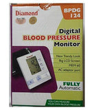 Diamond BPDG-124 Automatic Digital Blood Pressure Monitor