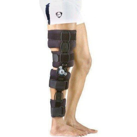 Dyna Limited Motion Knee Brace Premium - Universal
