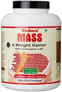 Endura Mass Vanilla Powder 1 Kg