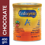 Enfagrow A+ Stage 4 | Nutritional Chocolate Milk Powder | (2 Years & Above) 400 GM(Tin)