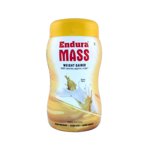 Endura Mass Banana Powder 500 GM