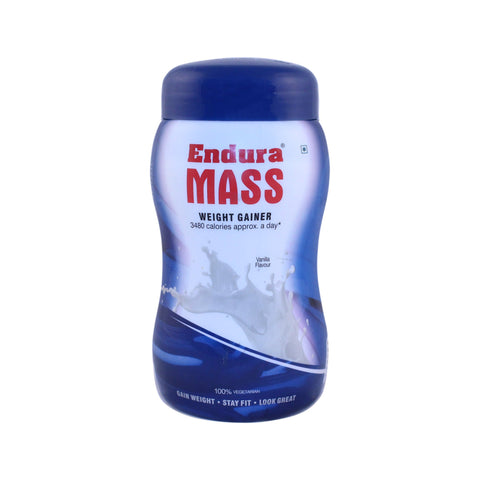 Endura Mass Vanilla Powder 500 GM