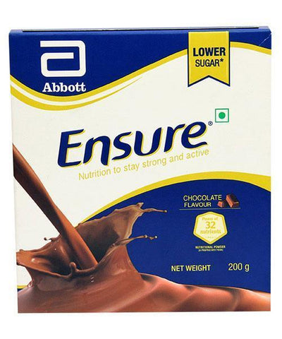 Ensure Diabetes Care (Chocolate) - 200 GM - Refill