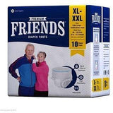 Friends Diaper Pants (Xl - XXL)