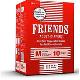 Friends Hospital Adult Diapers Medium