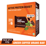 Ritebite Max Protein Active Green Coffee Beans (70 Gm X 6)